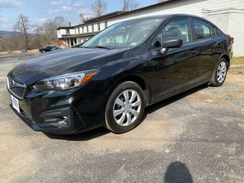 2018 Subaru Impreza for sale at SETTLE'S CARS & TRUCKS in Flint Hill VA