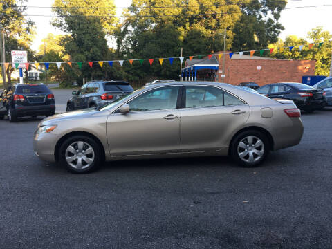 2008 Toyota Camry for sale at Diamond Auto Sales in Lexington NC