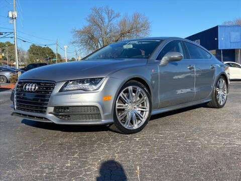 2012 Audi A7 for sale at iDeal Auto in Raleigh NC