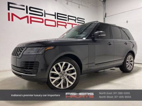 2019 Land Rover Range Rover for sale at Fishers Imports in Fishers IN