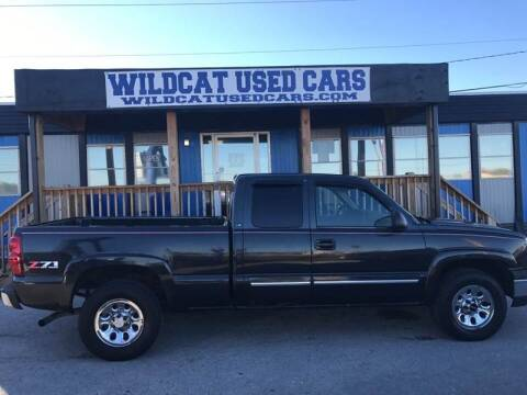 2003 Chevrolet Silverado 1500 for sale at Wildcat Used Cars in Somerset KY