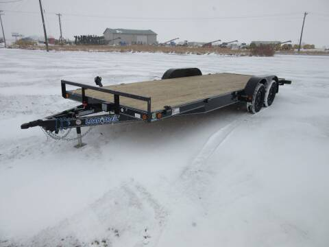 "2021 Load Trail CH 83"" X 20 7K for sale at Nore's Auto & Trailer Sales - Equipment Trailers in Kenmare ND"