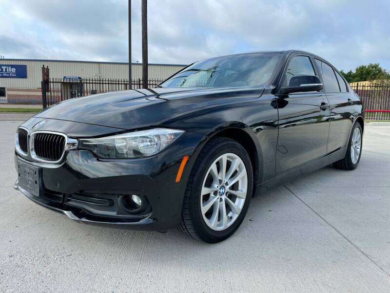 2016 BMW 3 Series for sale at Italy Auto Sales in Dallas TX