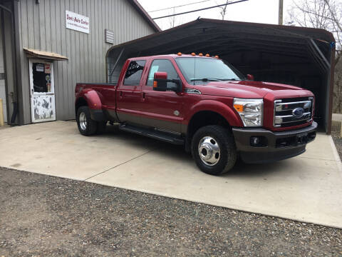 2016 Ford F-350 Super Duty for sale at DONS AUTO CENTER in Caldwell OH