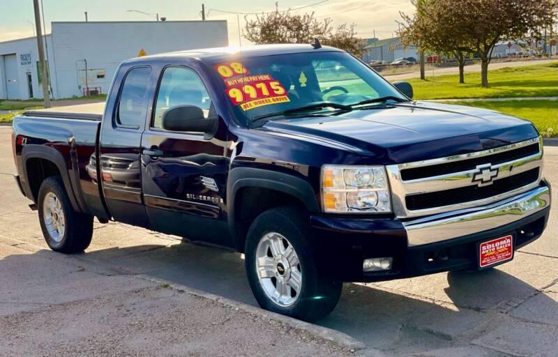 2008 Chevrolet Silverado 1500 for sale at SOLOMA AUTO SALES in Grand Island NE