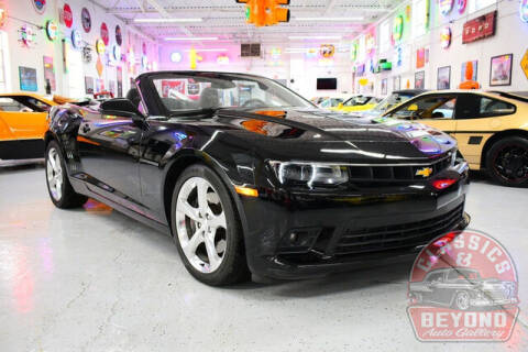 2014 Chevrolet Camaro for sale at Classics and Beyond Auto Gallery in Wayne MI