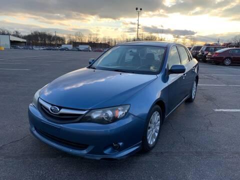 2010 Subaru Impreza for sale at MFT Auction in Lodi NJ