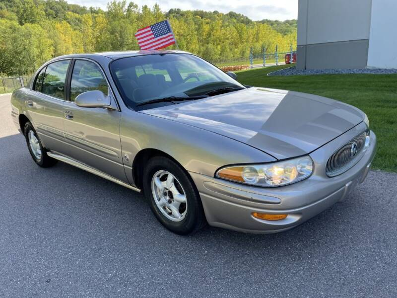 2000 Buick LeSabre for sale at Angies Auto Sales LLC in Newport MN