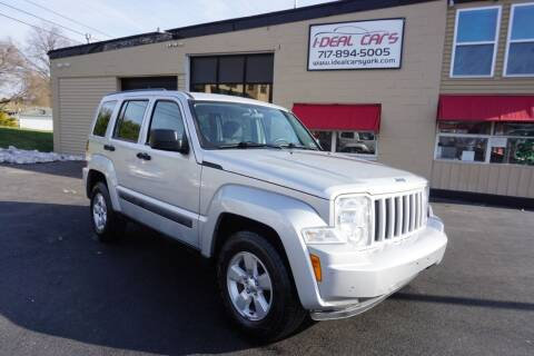 2012 Jeep Liberty for sale at I-Deal Cars LLC in York PA