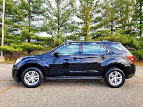 2014 Chevrolet Equinox for sale at Finish Line Auto Sales Inc. in Lapeer MI