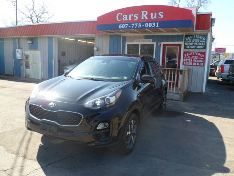 2020 Kia Sportage for sale at Cars R Us in Binghamton NY