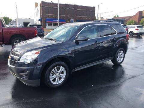 2015 Chevrolet Equinox for sale at N & J Auto Sales in Warsaw IN