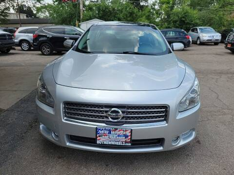 2011 Nissan Maxima for sale at New Wheels in Glendale Heights IL