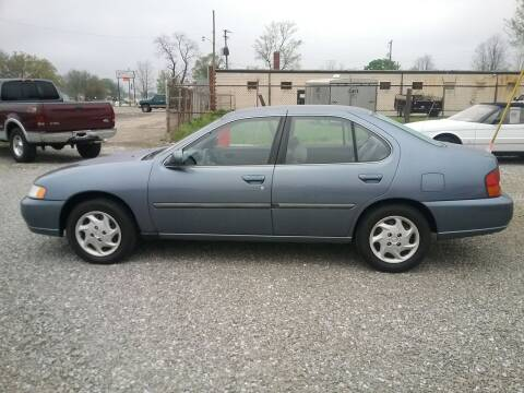 1999 Nissan Altima for sale at MIKE'S CYCLE & AUTO in Connersville IN