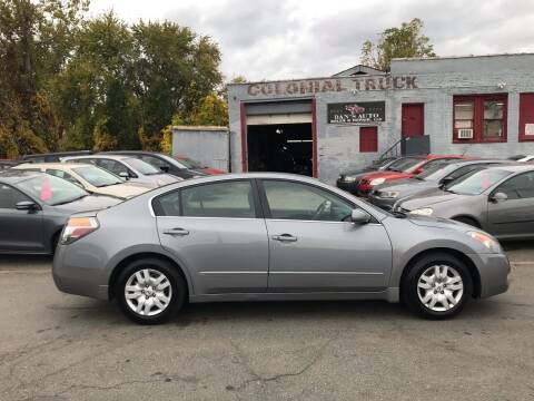 2009 Nissan Altima for sale at Dan's Auto Sales and Repair LLC in East Hartford CT