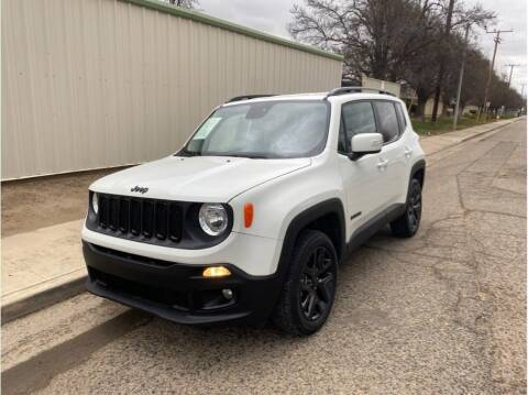 2017 Jeep Renegade for sale at Dealers Choice Inc in Farmersville CA