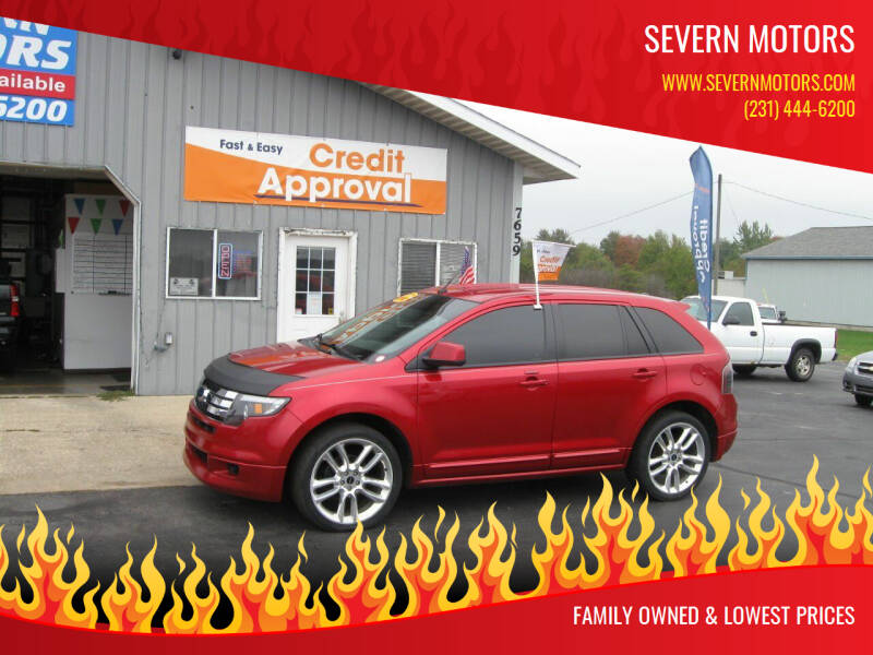 2010 Ford Edge for sale at Severn Motors in Cadillac MI