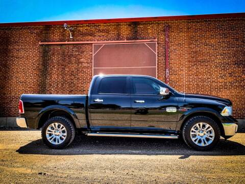2015 RAM Ram Pickup 1500 for sale at Mickdiesel Motorplex in Amarillo TX