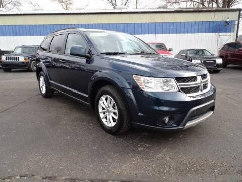 2013 Dodge Journey for sale at Cj king of car loans/JJ's Best Auto Sales in Troy MI