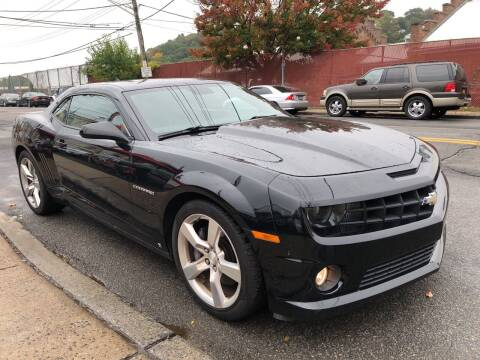 2010 Chevrolet Camaro for sale at Deleon Mich Auto Sales in Yonkers NY