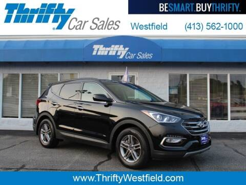 2017 Hyundai Santa Fe Sport for sale at Thrifty Car Sales Westfield in Westfield MA