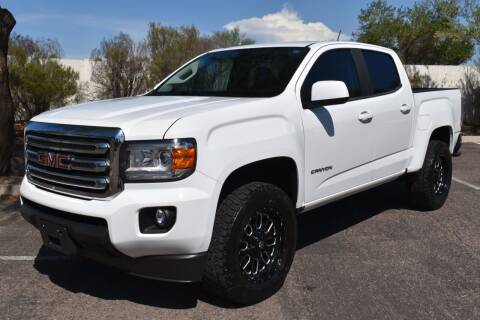 2018 GMC Canyon for sale at AMERICAN LEASING & SALES in Tempe AZ