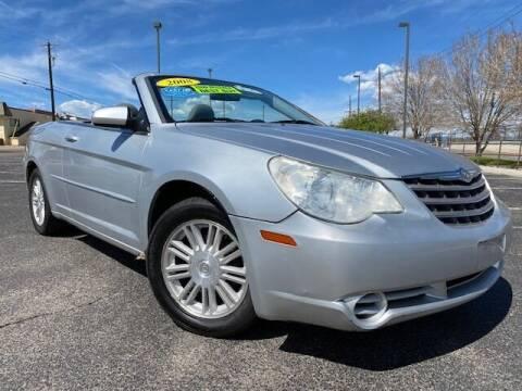 2008 Chrysler Sebring for sale at UNITED Automotive in Denver CO