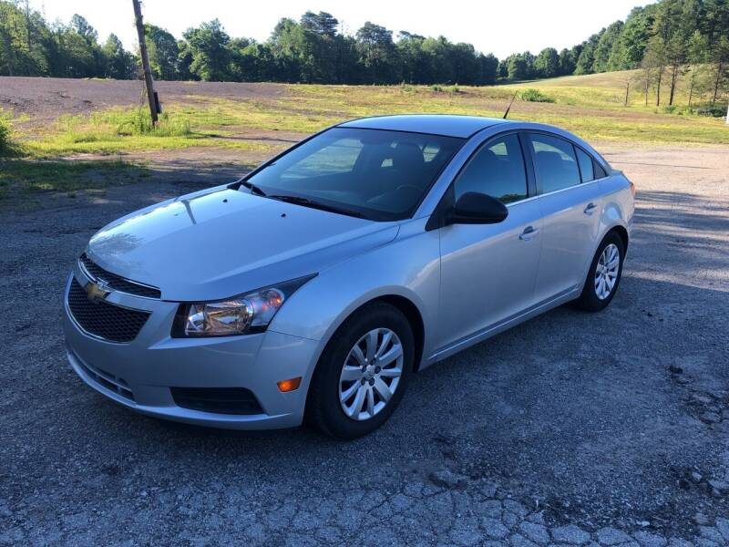2011 Chevrolet Cruze for sale at THATCHER AUTO SALES in Export PA
