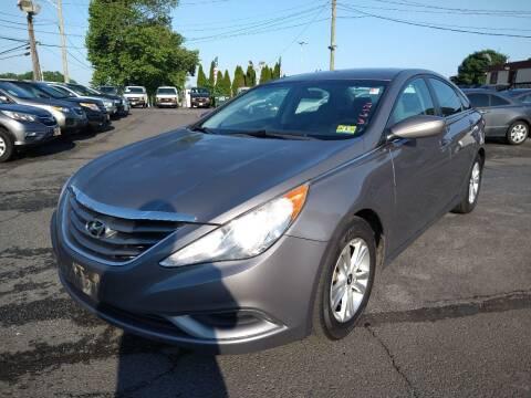 2011 Hyundai Sonata for sale at P J McCafferty Inc in Langhorne PA