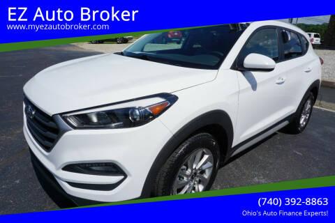 2018 Hyundai Tucson for sale at EZ Auto Broker in Mount Vernon OH