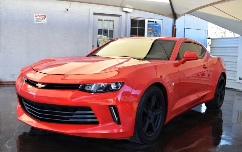 2016 Chevrolet Camaro for sale at 1st Class Motors in Phoenix AZ