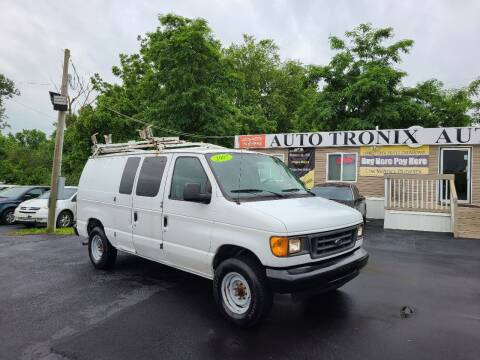 2007 Ford E-Series Cargo for sale at Auto Tronix in Lexington KY