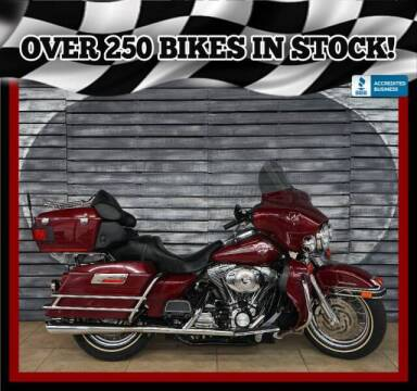 2006 Harley-Davidson Electra Glide for sale at Motomaxcycles.com in Mesa AZ