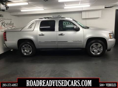 2012 Chevrolet Avalanche for sale at Road Ready Used Cars in Ansonia CT