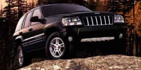 2004 Jeep Grand Cherokee for sale at The Back Lot in Lebanon PA