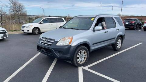 2006 Honda CR-V for sale at WEINLE MOTORSPORTS in Cleves OH