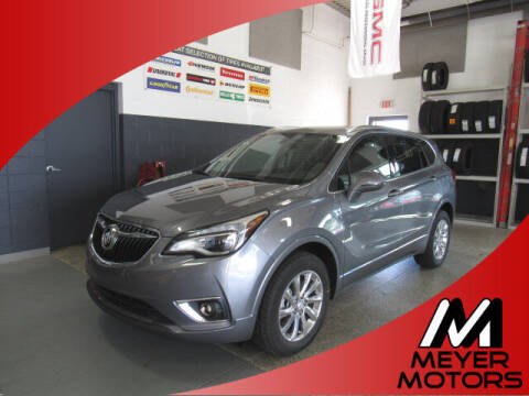 2020 Buick Envision for sale at Meyer Motors in Plymouth WI