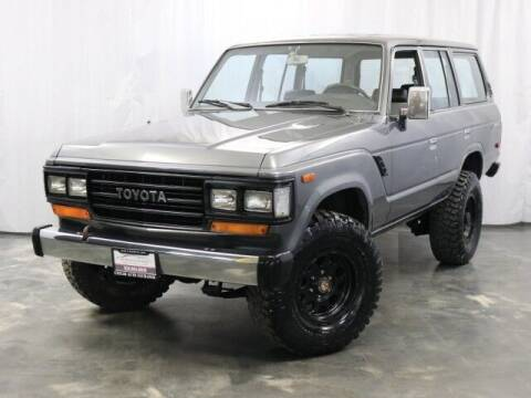 1988 Toyota Land Cruiser for sale at United Auto Exchange in Addison IL