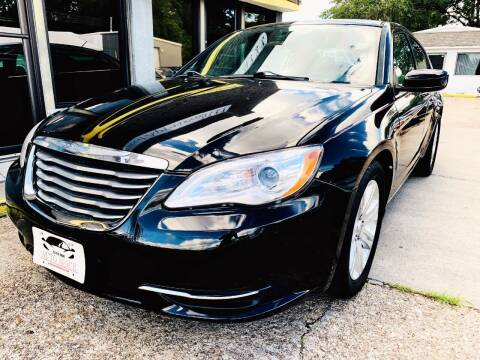 2011 Chrysler 200 for sale at Auto Space LLC in Norfolk VA