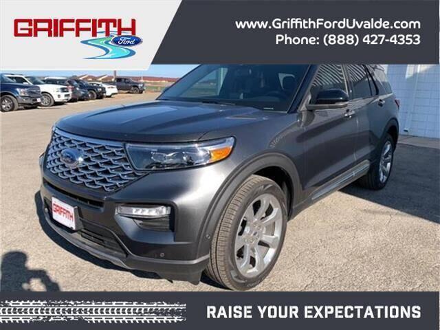 2020 Ford Explorer for sale in Uvalde, TX
