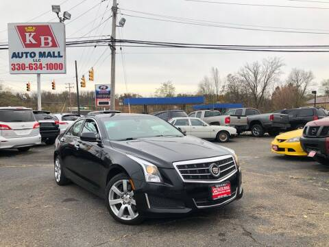 2013 Cadillac ATS for sale at KB Auto Mall LLC in Akron OH