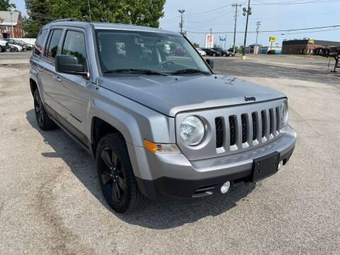 2015 Jeep Patriot for sale at CHAD AUTO SALES in Bridgeton MO