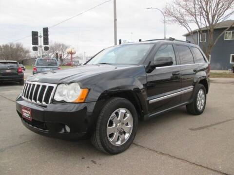 2008 Jeep Grand Cherokee for sale at SCHULTZ MOTORS in Fairmont MN