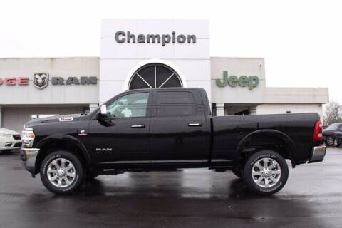 2021 RAM Ram Pickup 2500 for sale at Champion Chevrolet in Athens AL