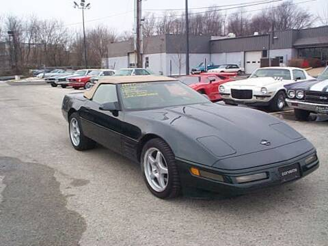 1994 Chevrolet Corvette for sale at Black Tie Classics in Stratford NJ