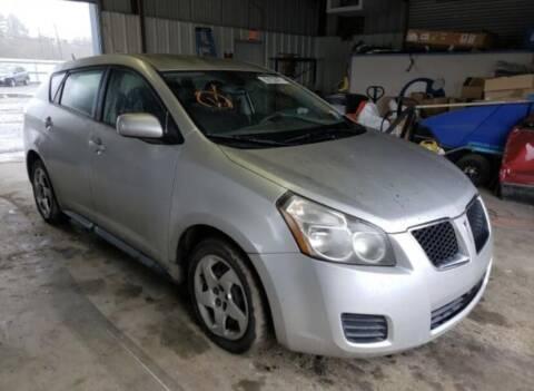 2009 Pontiac Vibe for sale at C & P Autos, Inc. in Ruston LA