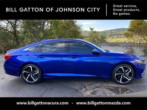 2019 Honda Accord for sale at Bill Gatton Used Cars - BILL GATTON ACURA MAZDA in Johnson City TN