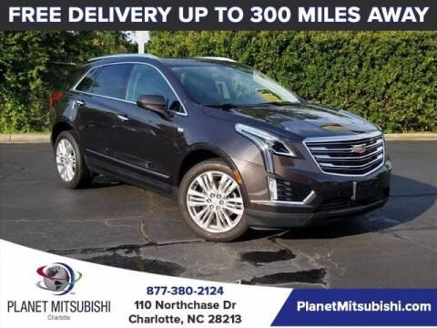 2018 Cadillac XT5 for sale at Planet Automotive Group in Charlotte NC