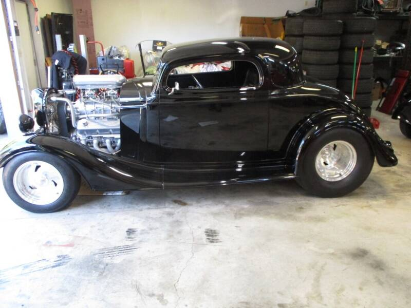 1934 Chevrolet Street Rod for sale at Classics and More LLC in Roseville OH