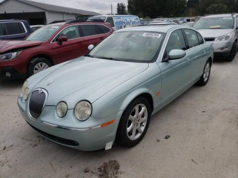 2006 Jaguar S-Type for sale at Billycars in Wilmington MA